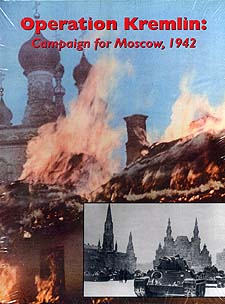 Spirit Games (Est. 1984) - Supplying role playing games (RPG), wargames rules, miniatures and scenery, new and traditional board and card games for the last 20 years sells Operation Kremlin: Campaign for Moscow 1942