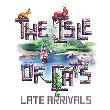 Spirit Games (Est. 1984) - Supplying role playing games (RPG), wargames rules, miniatures and scenery, new and traditional board and card games for the last 20 years sells The Isle of Cats: Late Arrivals