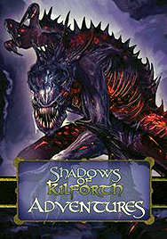Spirit Games (Est. 1984) - Supplying role playing games (RPG), wargames rules, miniatures and scenery, new and traditional board and card games for the last 20 years sells Shadows of Kilforth: Adventures