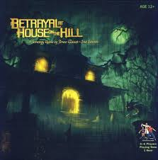 Spirit Games (Est. 1984) - Supplying role playing games (RPG), wargames rules, miniatures and scenery, new and traditional board and card games for the last 20 years sells Betrayal at House on the Hill 2nd Edition