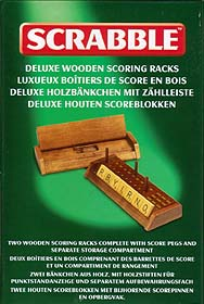 Spirit Games (Est. 1984) - Supplying role playing games (RPG), wargames rules, miniatures and scenery, new and traditional board and card games for the last 20 years sells Scrabble: Wooden Scoring Racks