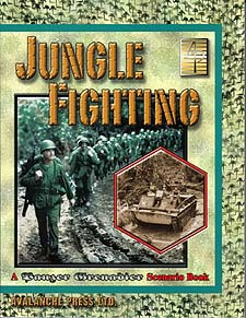 Spirit Games (Est. 1984) - Supplying role playing games (RPG), wargames rules, miniatures and scenery, new and traditional board and card games for the last 20 years sells Panzer Grenadier: Jungle Fighting