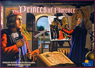 Spirit Games (Est. 1984) - Supplying role playing games (RPG), wargames rules, miniatures and scenery, new and traditional board and card games for the last 20 years sells The Princes of Florence
