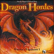 Spirit Games (Est. 1984) - Supplying role playing games (RPG), wargames rules, miniatures and scenery, new and traditional board and card games for the last 20 years sells Dragon Hordes: Warriors Expansion