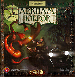 Spirit Games (Est. 1984) - Supplying role playing games (RPG), wargames rules, miniatures and scenery, new and traditional board and card games for the last 20 years sells Arkham Horror