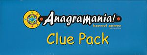 Spirit Games (Est. 1984) - Supplying role playing games (RPG), wargames rules, miniatures and scenery, new and traditional board and card games for the last 20 years sells Anagramania Junior Clue Pack 1