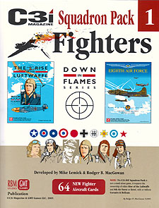Spirit Games (Est. 1984) - Supplying role playing games (RPG), wargames rules, miniatures and scenery, new and traditional board and card games for the last 20 years sells Down in Flames Squadron Pack 1: Fighters