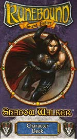 Spirit Games (Est. 1984) - Supplying role playing games (RPG), wargames rules, miniatures and scenery, new and traditional board and card games for the last 20 years sells Runebound 2nd Edition Expansion: Shadow Walker by