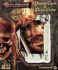 Spirit Games (Est. 1984) - Supplying role playing games (RPG), wargames rules, miniatures and scenery, new and traditional board and card games for the last 20 years sells Pirates of the Caribbean Playing Cards and Pirate Game