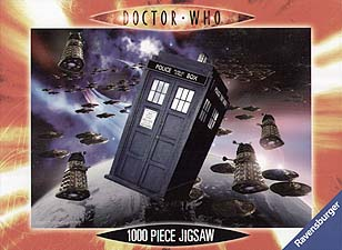 Spirit Games (Est. 1984) - Supplying role playing games (RPG), wargames rules, miniatures and scenery, new and traditional board and card games for the last 20 years sells Jigsaw: Dr Who 1000pc