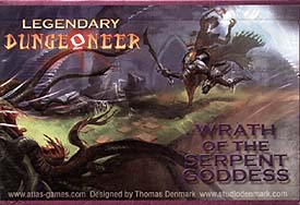 Spirit Games (Est. 1984) - Supplying role playing games (RPG), wargames rules, miniatures and scenery, new and traditional board and card games for the last 20 years sells Dungeoneer - Legendary: Wrath of the Serpent Goddess