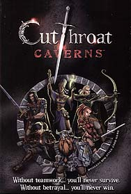 Spirit Games (Est. 1984) - Supplying role playing games (RPG), wargames rules, miniatures and scenery, new and traditional board and card games for the last 20 years sells Cutthroat Caverns