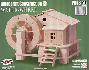 Spirit Games (Est. 1984) - Supplying role playing games (RPG), wargames rules, miniatures and scenery, new and traditional board and card games for the last 20 years sells Kit: Water Wheel