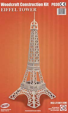 Spirit Games (Est. 1984) - Supplying role playing games (RPG), wargames rules, miniatures and scenery, new and traditional board and card games for the last 20 years sells Kit: Eiffel Tower