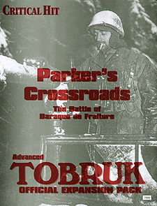 Spirit Games (Est. 1984) - Supplying role playing games (RPG), wargames rules, miniatures and scenery, new and traditional board and card games for the last 20 years sells ATS: Advanced Tobruk: Parker