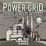 Spirit Games (Est. 1984) - Supplying role playing games (RPG), wargames rules, miniatures and scenery, new and traditional board and card games for the last 20 years sells Power Grid: The New Power Plant Cards Expansion
