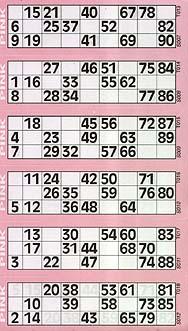 Single on Numbers 1 10 Printable Cards