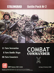 Spirit Games (Est. 1984) - Supplying role playing games (RPG), wargames rules, miniatures and scenery, new and traditional board and card games for the last 20 years sells Combat Commander: Battle Pack 2 Stalingrad