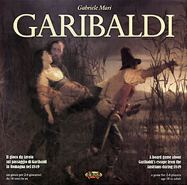 Spirit Games (Est. 1984) - Supplying role playing games (RPG), wargames rules, miniatures and scenery, new and traditional board and card games for the last 20 years sells Garibaldi: The Escape
