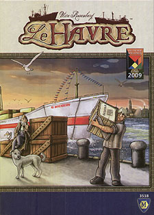Spirit Games (Est. 1984) - Supplying role playing games (RPG), wargames rules, miniatures and scenery, new and traditional board and card games for the last 20 years sells Le Havre