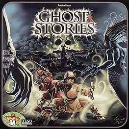Spirit Games (Est. 1984) - Supplying role playing games (RPG), wargames rules, miniatures and scenery, new and traditional board and card games for the last 20 years sells Ghost Stories