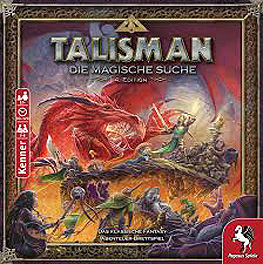Spirit Games (Est. 1984) - Supplying role playing games (RPG), wargames rules, miniatures and scenery, new and traditional board and card games for the last 20 years sells Talisman Revised 4th Edition