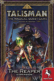 Spirit Games (Est. 1984) - Supplying role playing games (RPG), wargames rules, miniatures and scenery, new and traditional board and card games for the last 20 years sells Talisman Revised 4th Edition: The Reaper Expansion