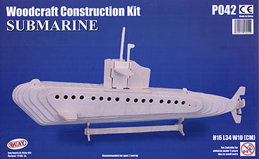 Spirit Games (Est. 1984) - Supplying role playing games (RPG), wargames rules, miniatures and scenery, new and traditional board and card games for the last 20 years sells Kit: Submarine