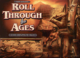 Spirit Games (Est. 1984) - Supplying role playing games (RPG), wargames rules, miniatures and scenery, new and traditional board and card games for the last 20 years sells Roll Through the Ages: The Bronze Age