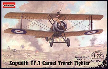Spirit Games (Est. 1984) - Supplying role playing games (RPG), wargames rules, miniatures and scenery, new and traditional board and card games for the last 20 years sells Kit: Sopwith TF.1 Camel Trench Fighter