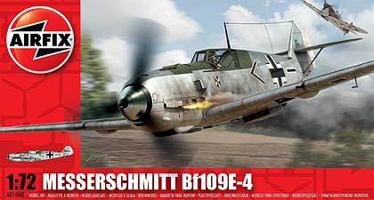 Spirit Games (Est. 1984) - Supplying role playing games (RPG), wargames rules, miniatures and scenery, new and traditional board and card games for the last 20 years sells Kit: Messerschmitt Bf109E-4