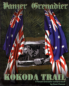 Spirit Games (Est. 1984) - Supplying role playing games (RPG), wargames rules, miniatures and scenery, new and traditional board and card games for the last 20 years sells Panzer Grenadier: Kokoda Trail