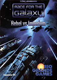 Spirit Games (Est. 1984) - Supplying role playing games (RPG), wargames rules, miniatures and scenery, new and traditional board and card games for the last 20 years sells Race for the Galaxy: Rebel vs Imperium