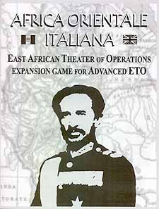 Spirit Games (Est. 1984) - Supplying role playing games (RPG), wargames rules, miniatures and scenery, new and traditional board and card games for the last 20 years sells Advanced European Theater of Operations Expansion: Africa Orientale Italiana (Ziplock)