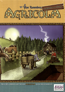 Spirit Games (Est. 1984) - Supplying role playing games (RPG), wargames rules, miniatures and scenery, new and traditional board and card games for the last 20 years sells Agricola: Farmers of the Moor