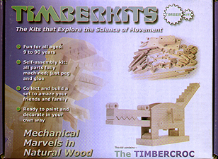 Spirit Games (Est. 1984) - Supplying role playing games (RPG), wargames rules, miniatures and scenery, new and traditional board and card games for the last 20 years sells Kit: The Timbercroc