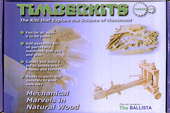 Spirit Games (Est. 1984) - Supplying role playing games (RPG), wargames rules, miniatures and scenery, new and traditional board and card games for the last 20 years sells Kit: The Ballista