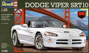 Spirit Games (Est. 1984) - Supplying role playing games (RPG), wargames rules, miniatures and scenery, new and traditional board and card games for the last 20 years sells Kit: Dodge Viper SRT10