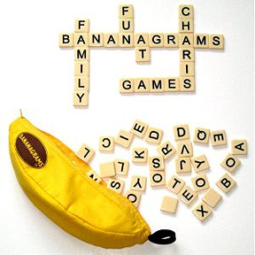 Spirit Games (Est. 1984) - Supplying role playing games (RPG), wargames rules, miniatures and scenery, new and traditional board and card games for the last 20 years sells Bananagrams