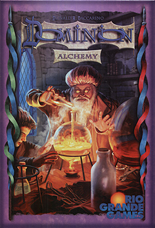 Spirit Games (Est. 1984) - Supplying role playing games (RPG), wargames rules, miniatures and scenery, new and traditional board and card games for the last 20 years sells Dominion: Alchemy