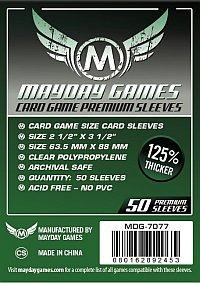 Spirit Games (Est. 1984) - Supplying role playing games (RPG), wargames rules, miniatures and scenery, new and traditional board and card games for the last 20 years sells Card Game Sleeves Premium (50 per pack) MDG-7077