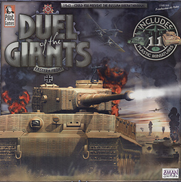 Spirit Games (Est. 1984) - Supplying role playing games (RPG), wargames rules, miniatures and scenery, new and traditional board and card games for the last 20 years sells Duel of the Giants: Eastern Front