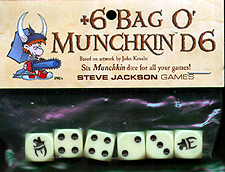 Spirit Games (Est. 1984) - Supplying role playing games (RPG), wargames rules, miniatures and scenery, new and traditional board and card games for the last 20 years sells Munchkin +6 Bag o