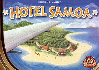 Spirit Games (Est. 1984) - Supplying role playing games (RPG), wargames rules, miniatures and scenery, new and traditional board and card games for the last 20 years sells Hotel Samoa