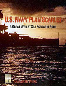 Spirit Games (Est. 1984) - Supplying role playing games (RPG), wargames rules, miniatures and scenery, new and traditional board and card games for the last 20 years sells Great War at Sea: US Navy Plan Scarlet