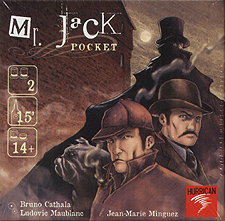 Spirit Games (Est. 1984) - Supplying role playing games (RPG), wargames rules, miniatures and scenery, new and traditional board and card games for the last 20 years sells Mr Jack Pocket Edition