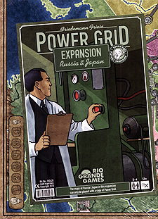 Spirit Games (Est. 1984) - Supplying role playing games (RPG), wargames rules, miniatures and scenery, new and traditional board and card games for the last 20 years sells Power Grid: Russia/Japan Expansion