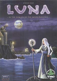 Spirit Games (Est. 1984) - Supplying role playing games (RPG), wargames rules, miniatures and scenery, new and traditional board and card games for the last 20 years sells Luna: In the Domain of the Moon Priestess