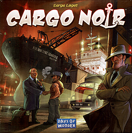 Spirit Games (Est. 1984) - Supplying role playing games (RPG), wargames rules, miniatures and scenery, new and traditional board and card games for the last 20 years sells Cargo Noir by