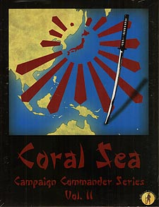 Spirit Games (Est. 1984) - Supplying role playing games (RPG), wargames rules, miniatures and scenery, new and traditional board and card games for the last 20 years sells Coral Sea: Campaign Commander Series Vol II